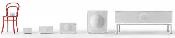 Geneva Sound System family white
